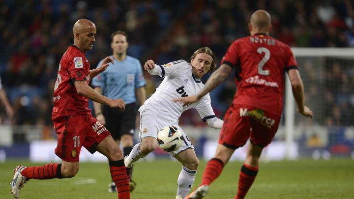 Real Madrid vs Mallorca, LaLiga Santander