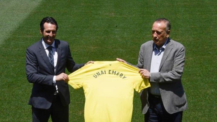 Emery will be Kubo's new boss at Villarreal