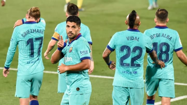 Villarreal 1-4 Barcelona: Report, Ratings & Reaction as Blaugrana Dazzle in  Emphatic Victory | Football news