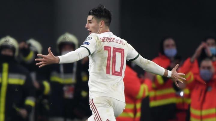 Arsenal target Dominik Szoboszlai is a Hungarian hero