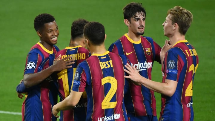 The Best Juventus Barcelona Champions League
