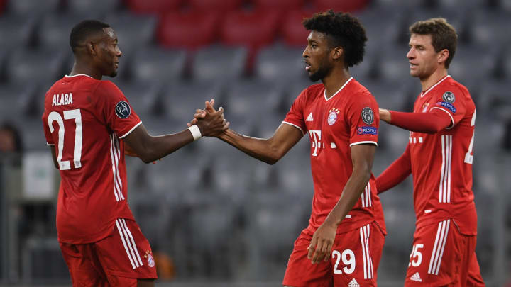 Bayern Munich 4-0 Atletico Madrid: Player Ratings as Kingsley Coman Inspires Champions to Win