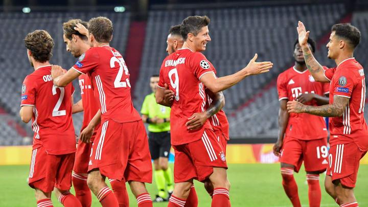 Bayern Champions League Trikot 16 17