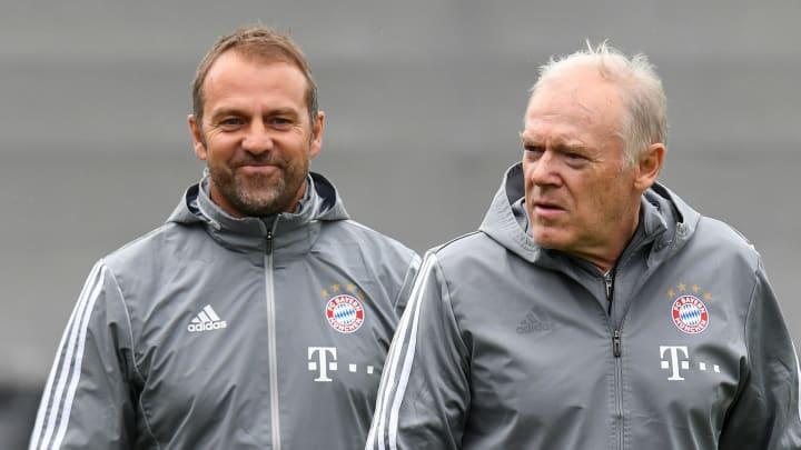 Hermann Gerland verlässt den FC Bayern