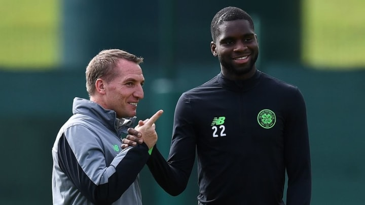 Edouard worked under Rodgers' management before he left to take over at Leicester