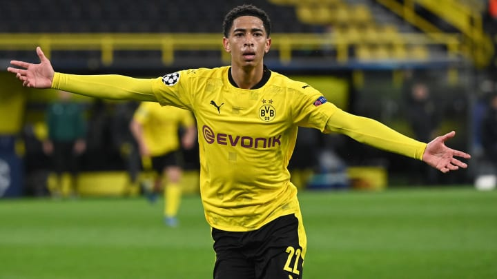 Jude Bellingham has excelled at Dortmund