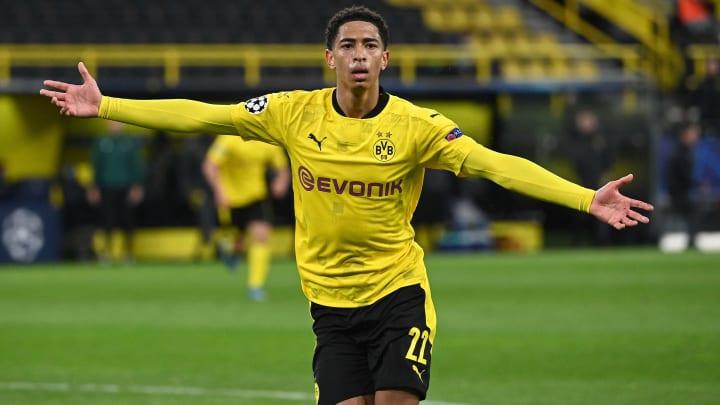 Jude Bellingham sezon başında Borussia Dortmund'a transfer oldu.