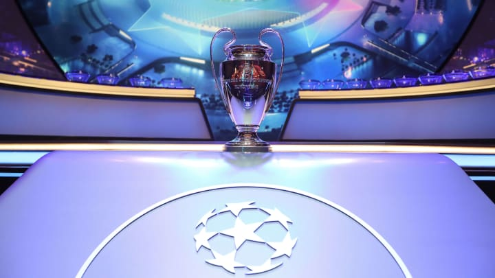The Return of the UEFA Champions League - cover