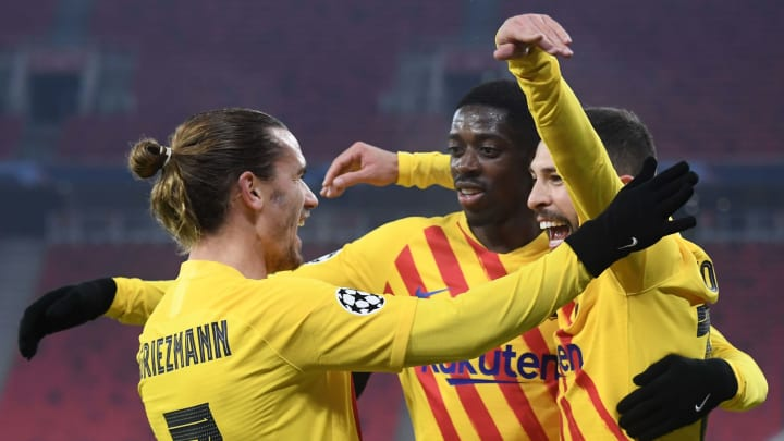 Man. United pretende fazer uma proposta por Dembélé caso velocista não renove com o Barcelona. Francês tem contrato até o final da próxima temporada