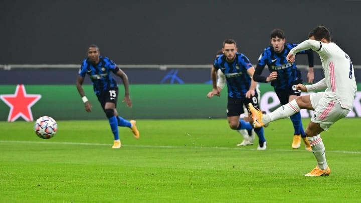 Hasil Pertandingan Dan Rating Pemain Inter Milan 0 2 Real Madrid Liga Champions 2020 21