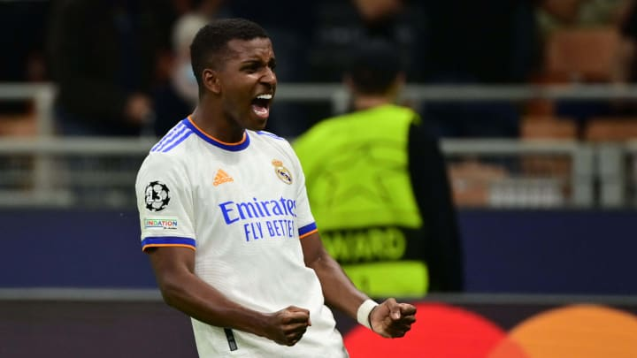 Rodrygo won it late for Real