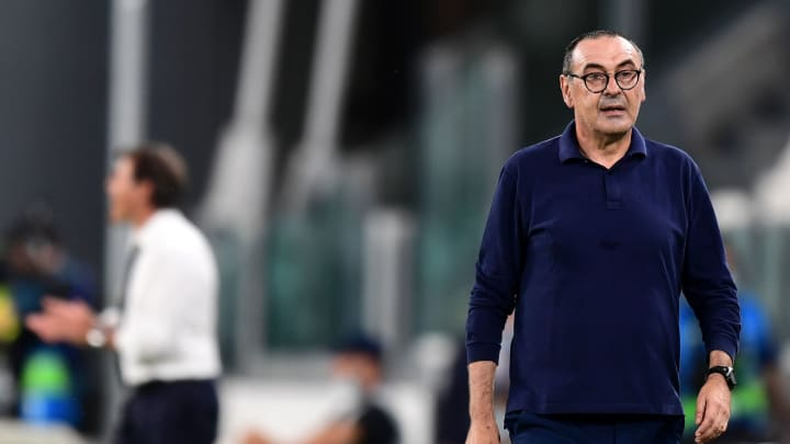 Sarri was sacked as Juventus manager after a Champions League Round of 16 defeat to Lyon