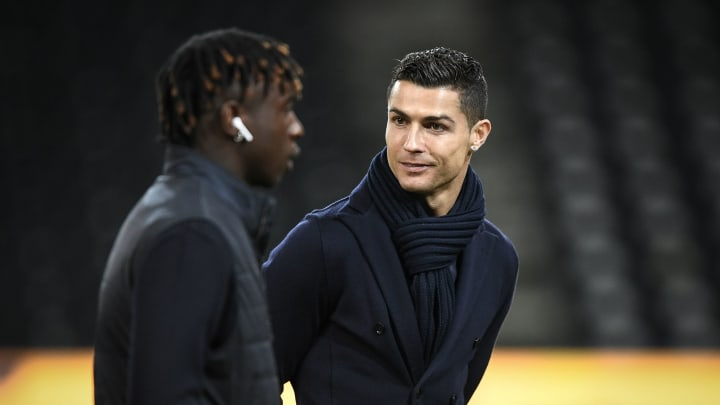 'He is a Good Person Who Helped Me So Much' - Former Juventus Star Moise Kean Hails Influence of Cristiano Ronaldo