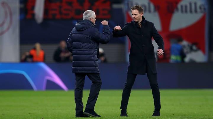 Nagelsmann soll Tottenhams Wunsch-Nachfolger für Mourinho sein