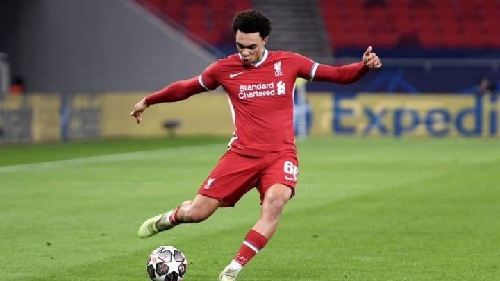 Trent Alexander-Arnold, Liverpool, Champions League