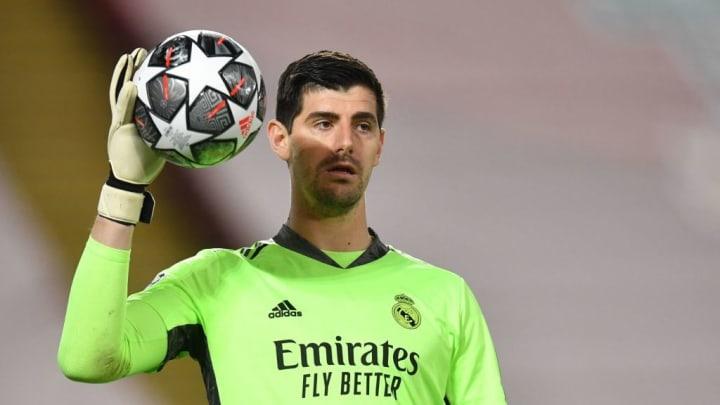 Thibaut Courtois Real Madrid Chelsea Atlético de Madrid Champions League