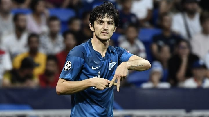 Sardar Azmoun has commanded transfer interest from Tottenham and others