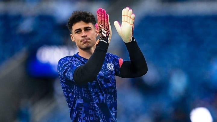 Kepa Arrizabalaga Chelsea Mercado