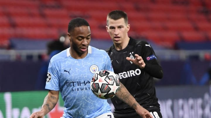 Sterling, Manchester City