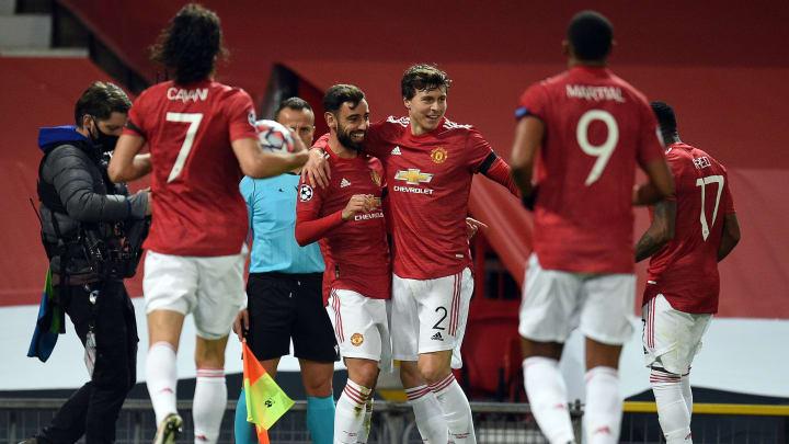 Manchester United Ingin Raih Status Juara Grup H Liga Champions