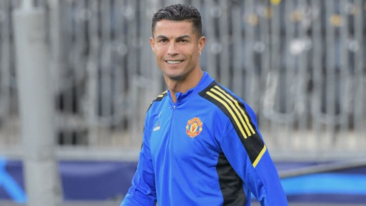 Ronaldo is looking to add to his 135 UCL goals
