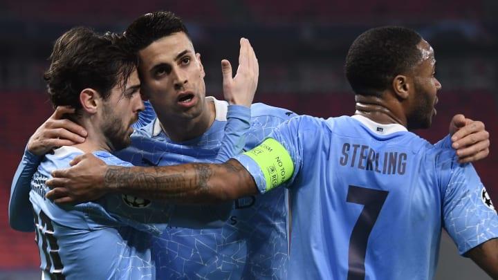 Bernardo Silva and Joao Cancelo starred for Manchester City