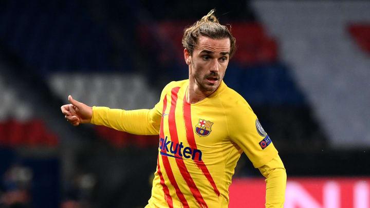 Antoine Griezmann tiene que dejar el FC Barcelona