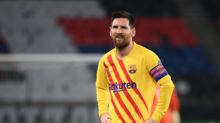 A moment to forget for Messi