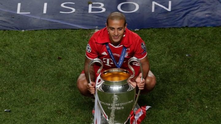 Steht vor einem Wechsel in die Premier League: Thiago