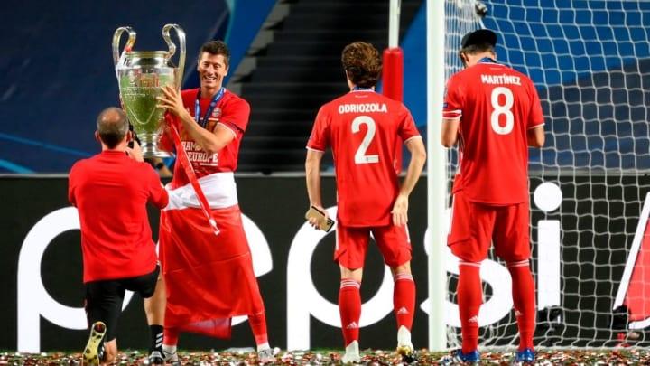 Der FC Bayern holte den Pott im ersten Final-Turnier