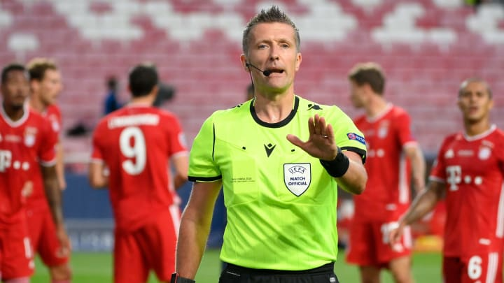 Champions League final referee Daniele Orsato features in 'Man in the Middle' on UEFA.tv