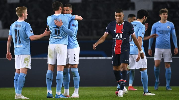 PSG 1-2 Man City: the best of the Twitter reaction