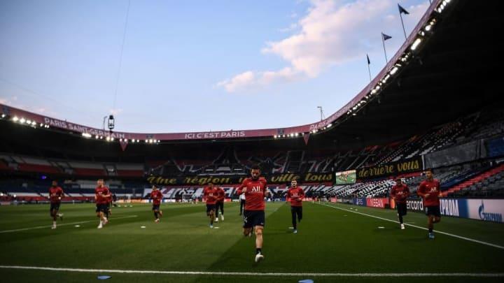 Estádio Parc des Princes PSG Ligue 1