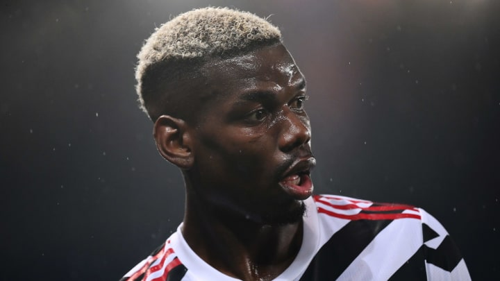 Pogba is always the United player in the firing line