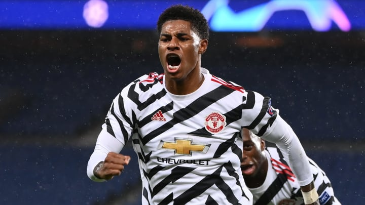 Psg 1 2 Manchester United Player Ratings As Marcus Rashford Repeats Paris Heroics