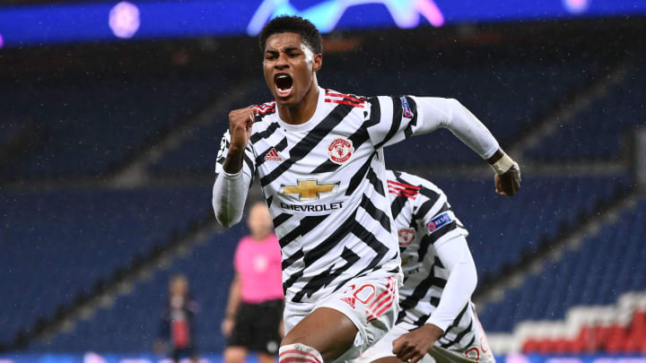Marcus Rashford has made headlines on and off the pitch this week