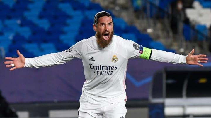 Sergio Ramos a recalé l'Angleterre pour aller en France