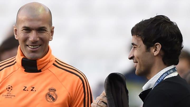 Zidane Raul