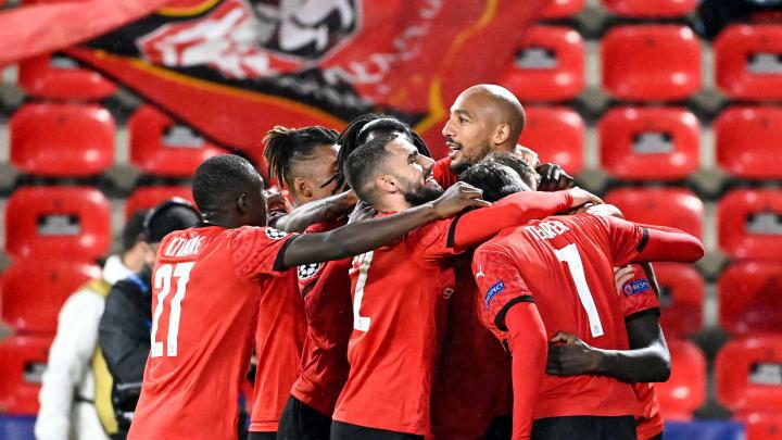 Stade Rennais Krasnodar 1 1 La Premiere Historique Des Bretons Vue Par Twitter