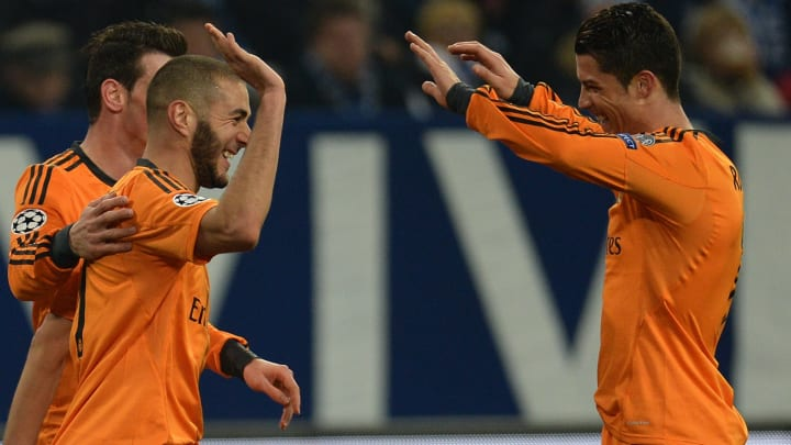 FBL-EUR-C1-SCHALKE-REAL MADRID