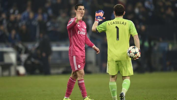 Cristiano Ronaldo y Casillas compartieron vestuario