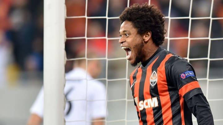 Luiz Adriano Shakhtar Donetsk BATE Borisov Champions League