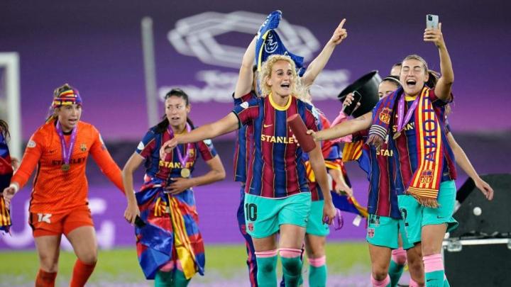 Barcelona Chelsea Champions League feminina DAZN YouTube
