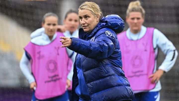 Emma Hayes hails 'inspirational' Chelsea stars ahead of Women's Champions League final