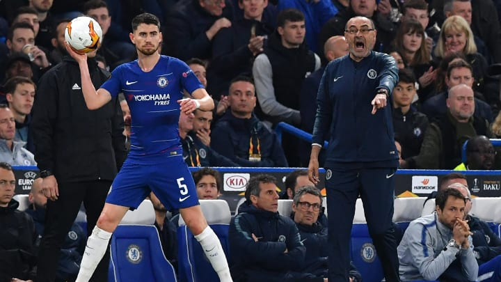 Jorginho & Maurizio Sarri are thought to have spoken for a year.