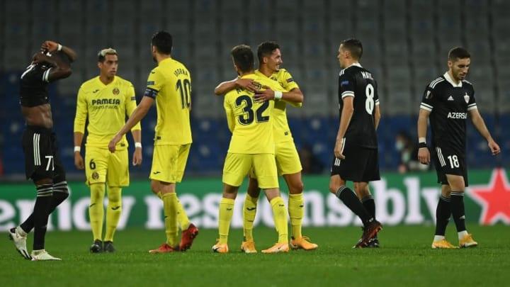 El Villarreal fue líder de su grupo
