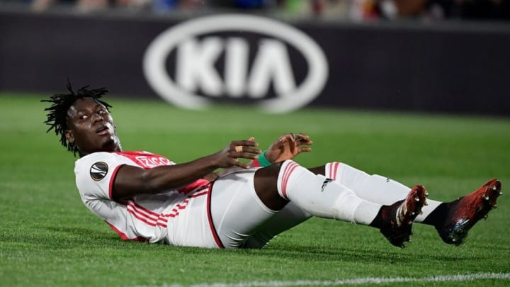 Traoré has been impressive across his eight outings for Burkina Faso