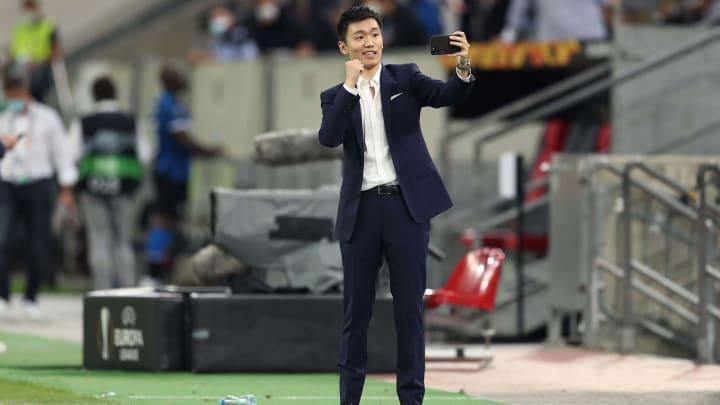 Zhang, presidente dell'Inter