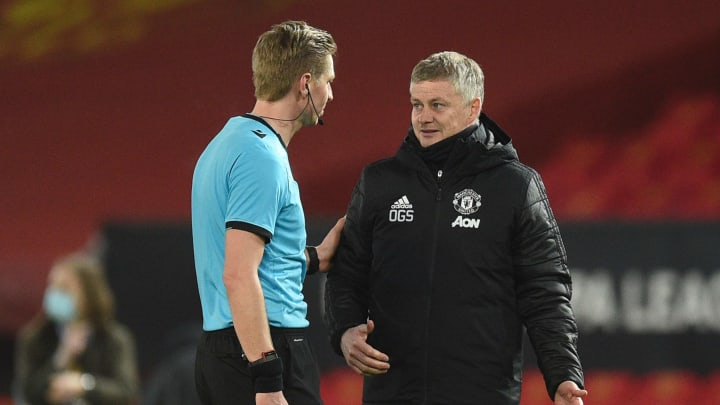 Ole Gunnar Solskjaer says the mentality is getting better at Man Utd