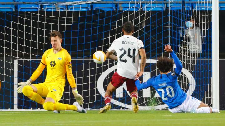 Player Ratings as Gunners Reach Europa League Last 32